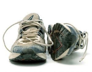 Dust those running shoes off!